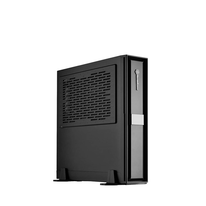 Silverstone ML08B Mini-ITX Case - Black