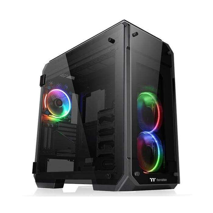 Thermaltake View 71 RGB TG Tempered Glass Full-Tower Case