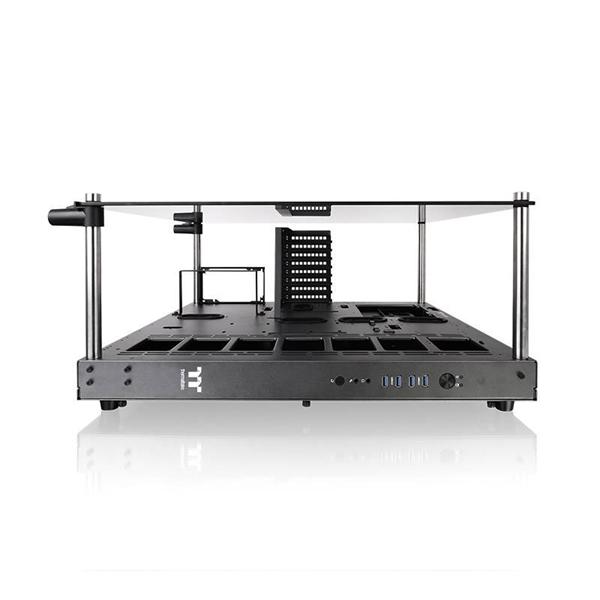 Cases - Thermaltake Core P5 Tempered Glass Ti Edition