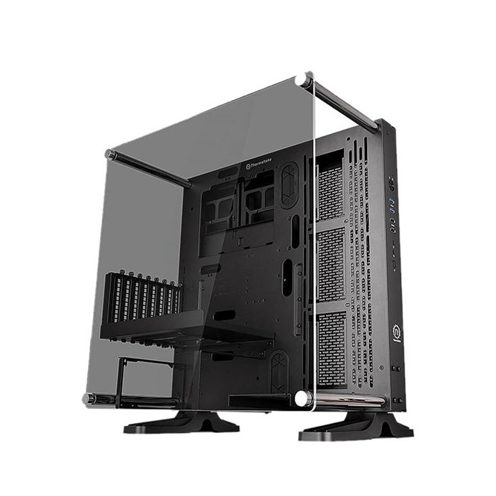 Thermaltake Core P3 Tempered Glass Mid-Tower Case - Black