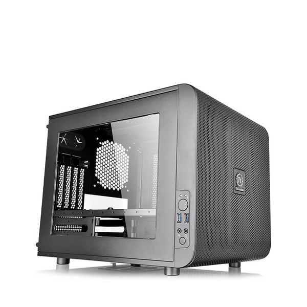Thermaltake Core V21 Mini Case USB 3.0 / No PSU