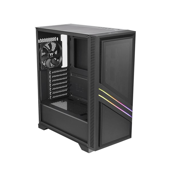 Thermaltake Versa T35 Tempered Glass RGB Mid-Tower Case