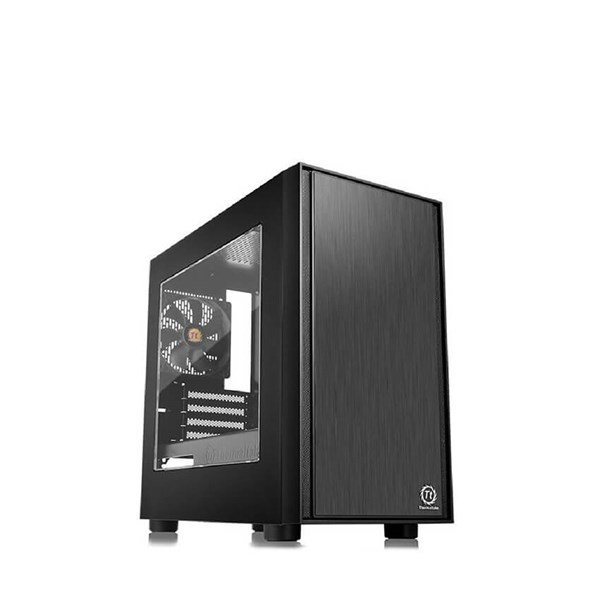 Thermaltake Versa H17 Micro Tower Case with Window