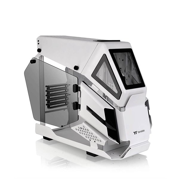 Thermaltake AH T200 Tempered Glass Case - White