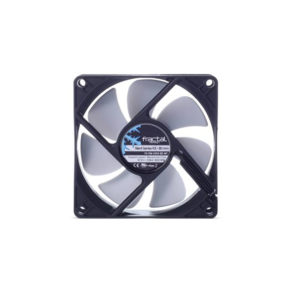 Fractal Design Silent Series R3 Case Fan 80mm - pr_268358