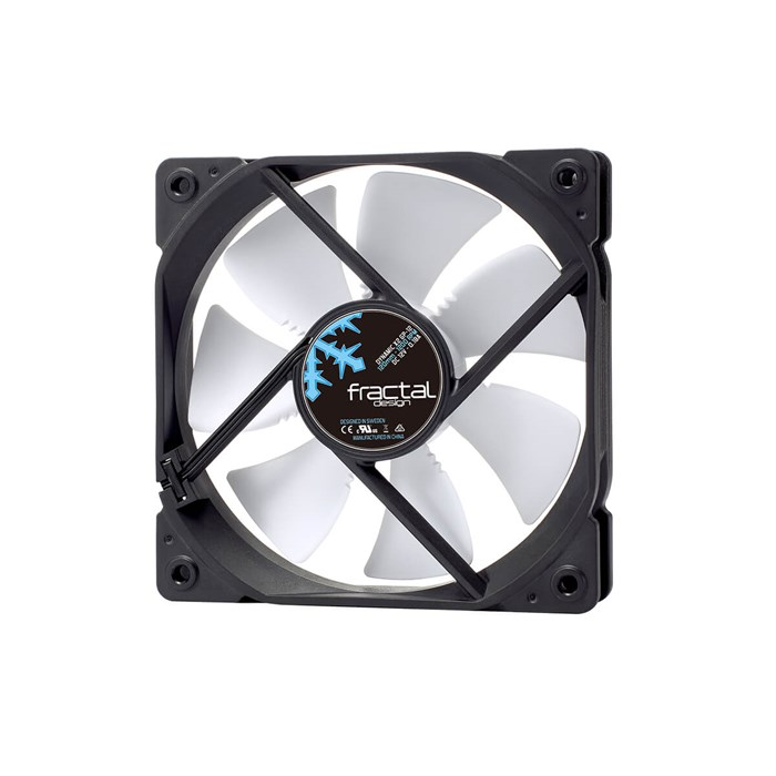 Fractal Design Dynamic X2 GP-12 Case Fan 120mm - White