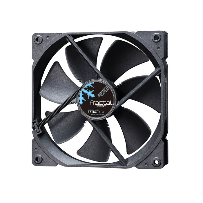 Fractal Design Dynamic X2 GP-14 Case Fan 140mm - Black