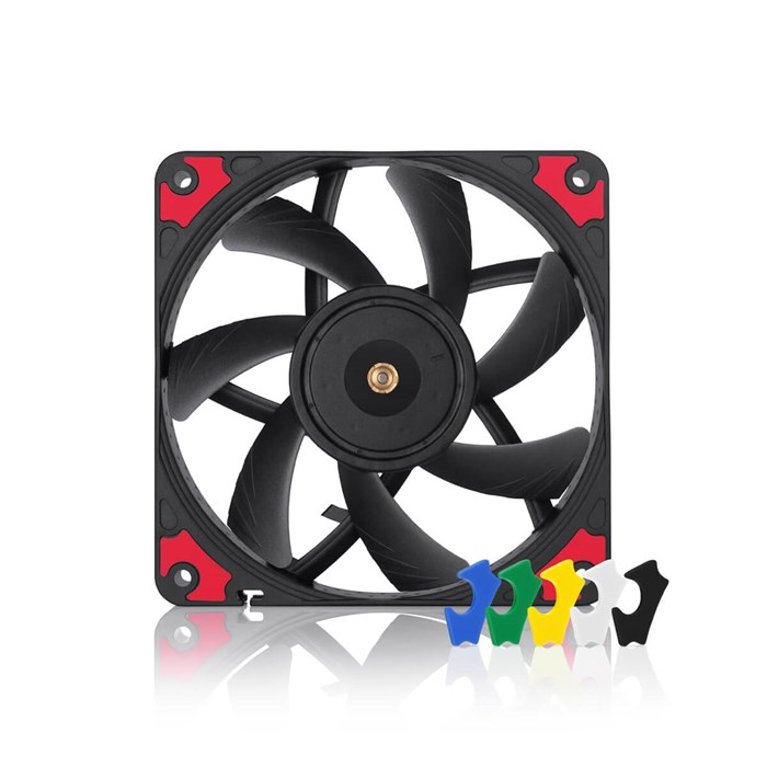 Noctua NF-A12x15 PWM Chromax Black Swap 120mm Fan