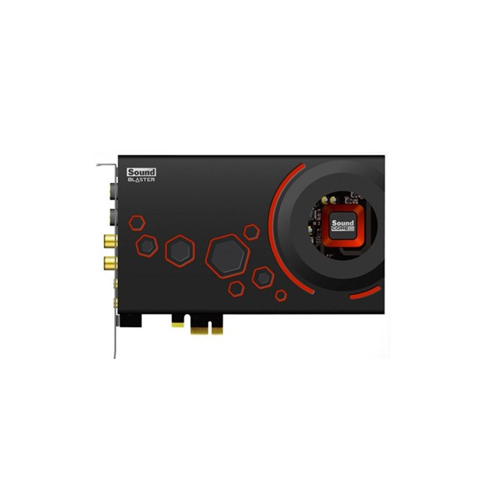 Creative Sound Blaster ZxR PCI-E High Performance Sound Card