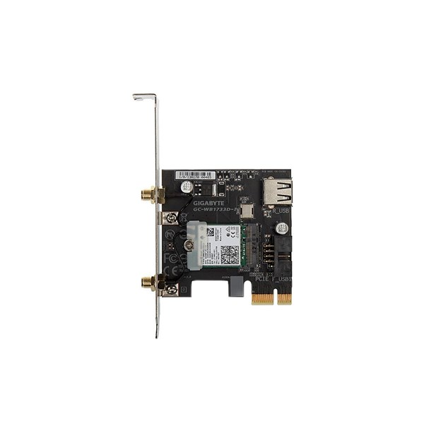 Gigabyte AC1700 Dual-Band Wi-Fi + Bluetooth PCI-E Adapter