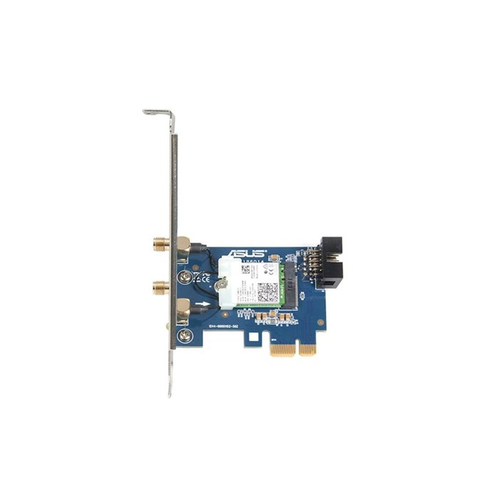 ASUS PCE-AC58BT Dual-Band AC1200 + Bluetooth 5.0 PCI-E Wireless Adapter