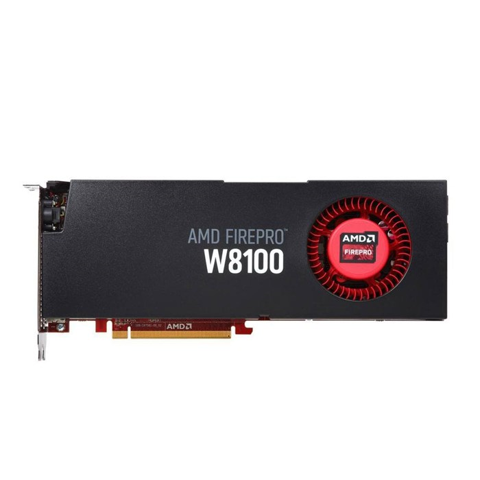 AMD FirePro W8100 8GB GDDR5 Workstation Graphics Card