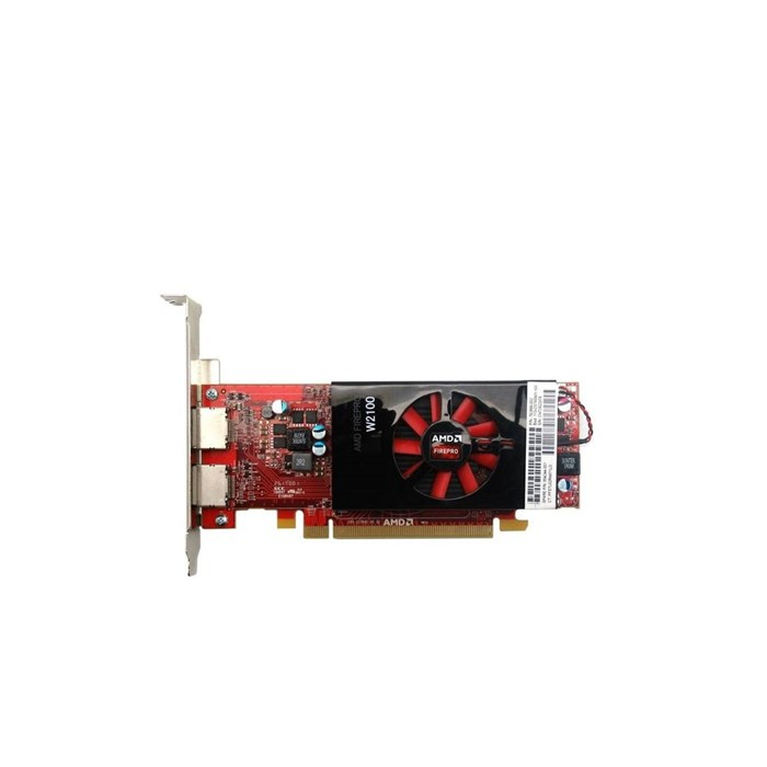 AMD FirePro W2100 2GB GDDR3 Workstation Graphics Card