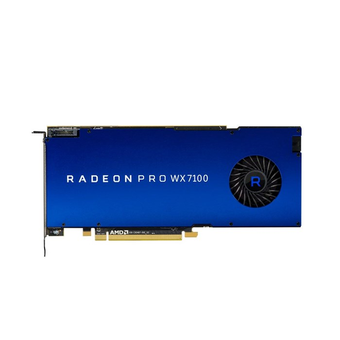 AMD Radeon PRO WX 7100 8GB GDDR5 Workstation Graphics Card