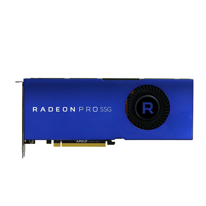 AMD Radeon PRO SSG VEGA 10 Graphics Card