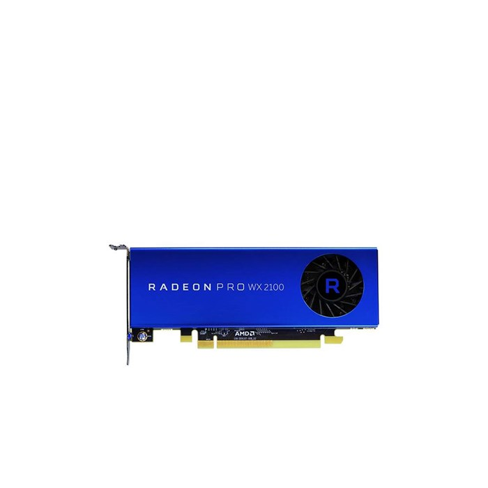 AMD Radeon PRO WX 2100 Graphics Card