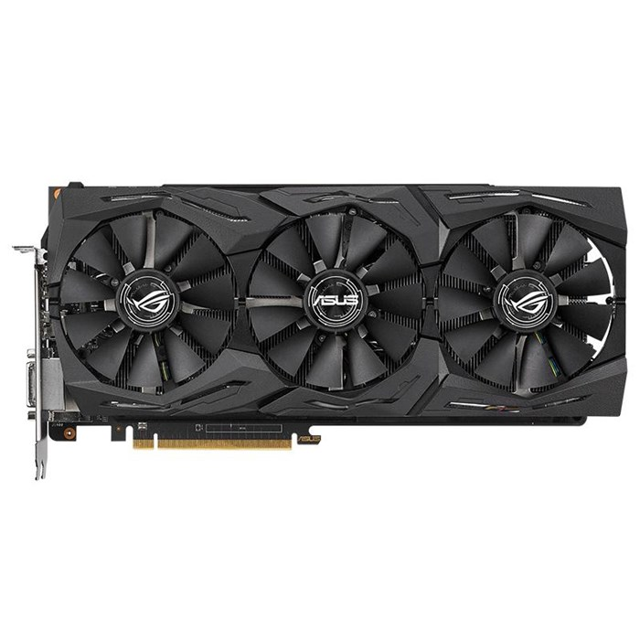 ASUS ROG Strix RX Vega 64 OC 8GB Gaming Graphics Card