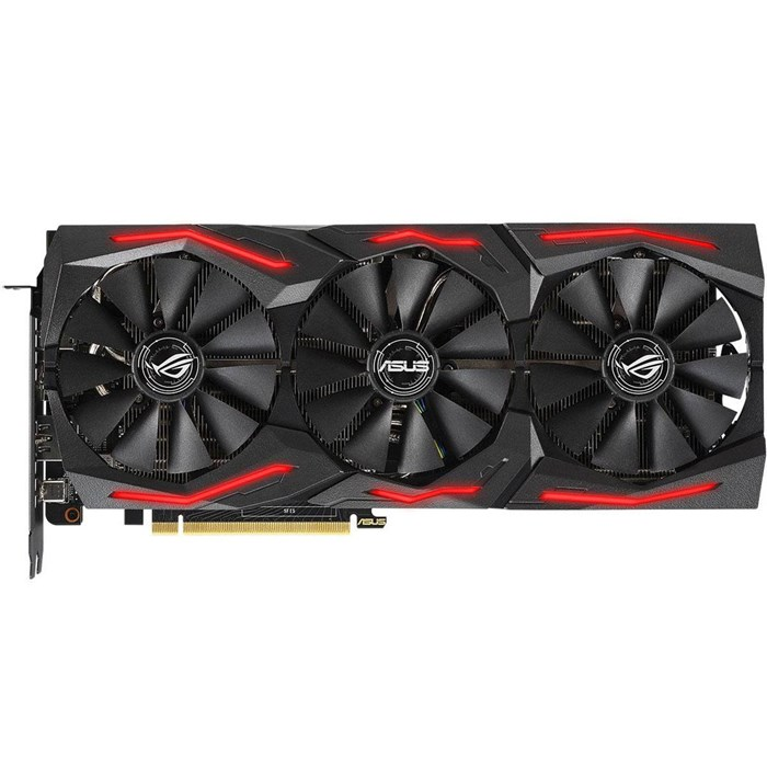 ASUS ROG Strix GeForce RTX 2060 Super Advanced Gaming Graphics Card