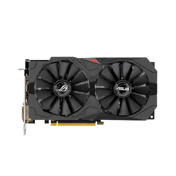 ASUS Radeon RX570 ROG Strix OC 8GB Graphic Card