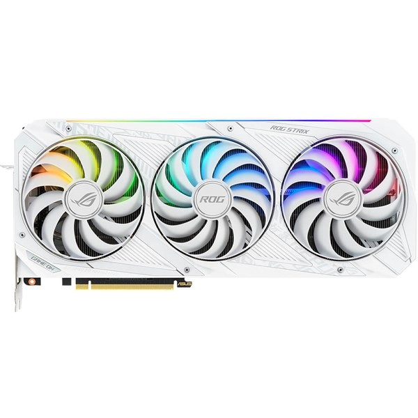 ASUS GeForce RTX 3080 ROG Strix White OC 10GB Graphics Card