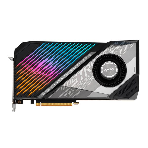 ASUS Radeon RX 6800 XT ROG Strix OC Liquid Cooling Graphics Card