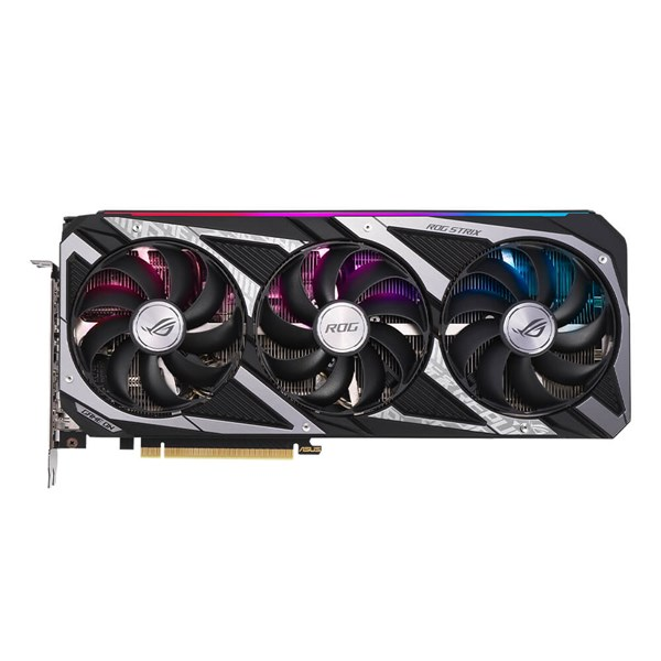 ASUS GeForce RTX 3060 ROG STRIX OC 12GB Gaming Graphics Card