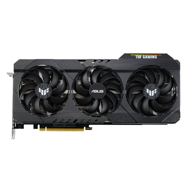 ASUS GeForce RTX 3060 TUF 12GB OC Gaming Graphics Card