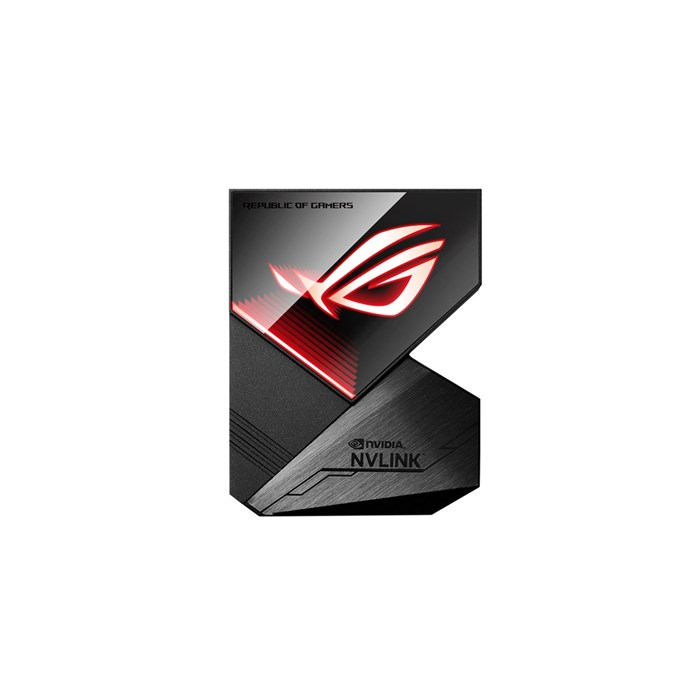 ASUS ROG GeForce RTX NVLink with Aura Sync RGB - 4 Slots