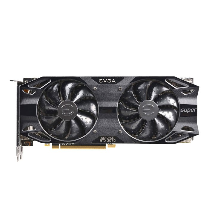 EVGA GeForce RTX 2070 SUPER Black Edition 8GB Graphics Card