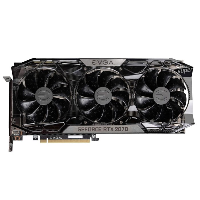 EVGA GeForce RTX 2070 SUPER FTW3 Ultra 8GB Graphics Card