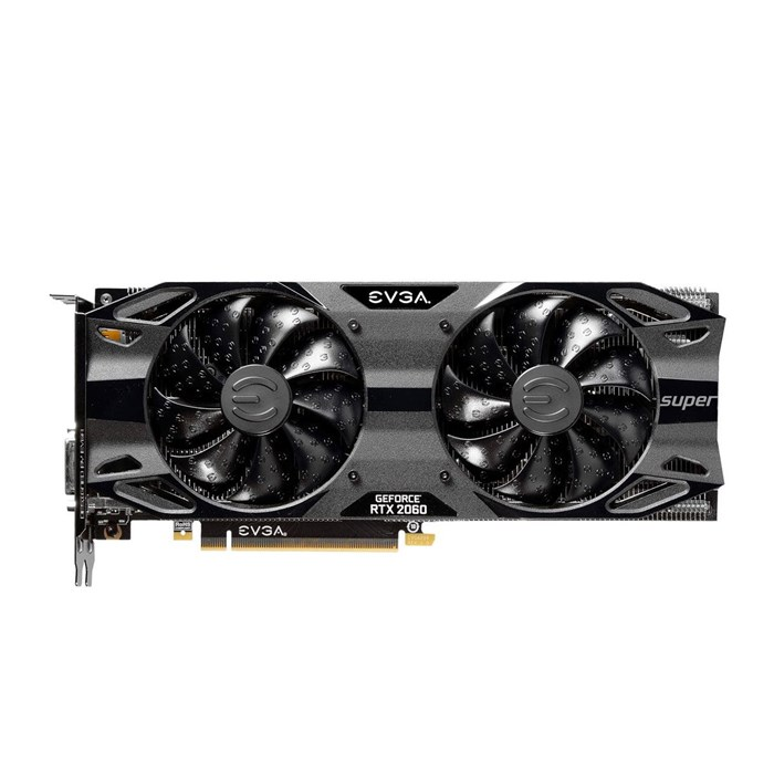 EVGA GeForce RTX 2060 SUPER SC Ultra 8GB Graphics Card