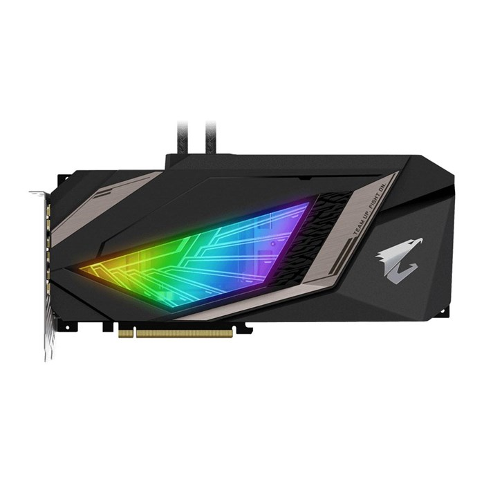 Gigabyte GeForce RTX 2080 Ti AORUS Xtreme WaterForce 11G Graphics Card