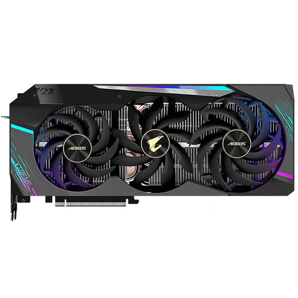Gigabyte GeForce RTX 3090 24GB AORUS Xtreme Graphics Card