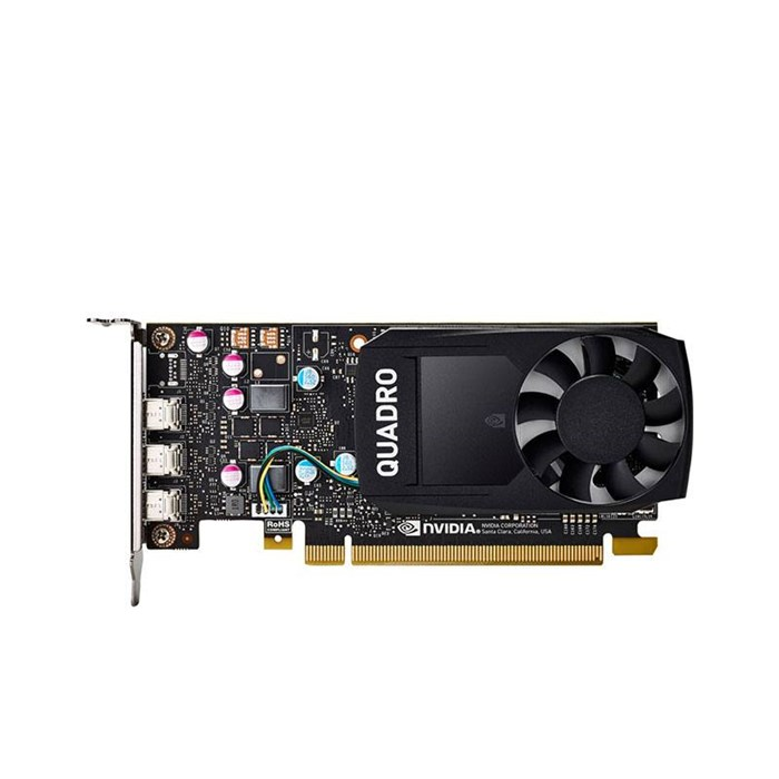 Leadtek Nvidia Quadro P1000 4GB GDDR5 Workstation Graphics Card