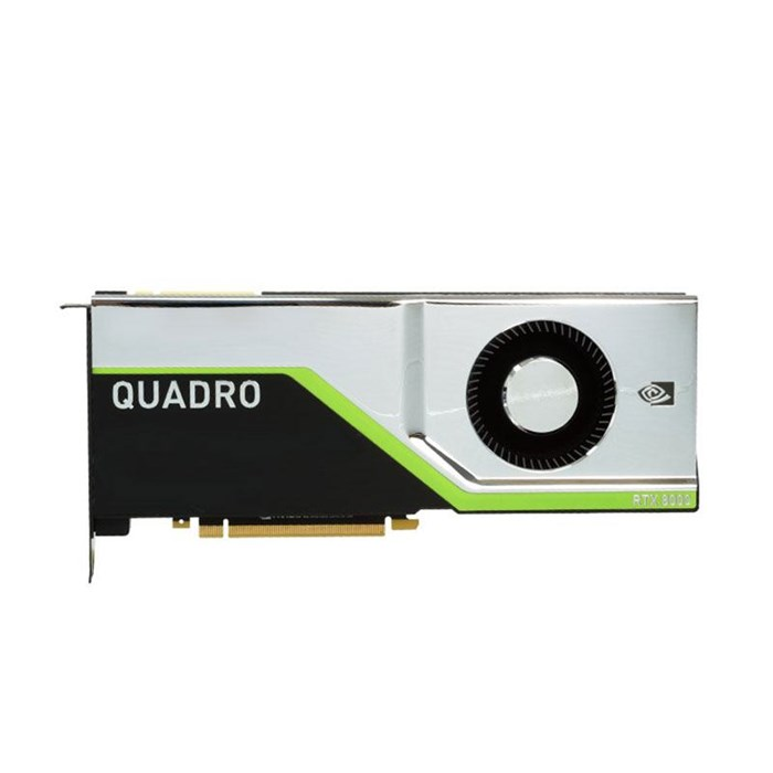 Leadtek Quadro RTX 8000 48GB GDDR6 Graphics Card