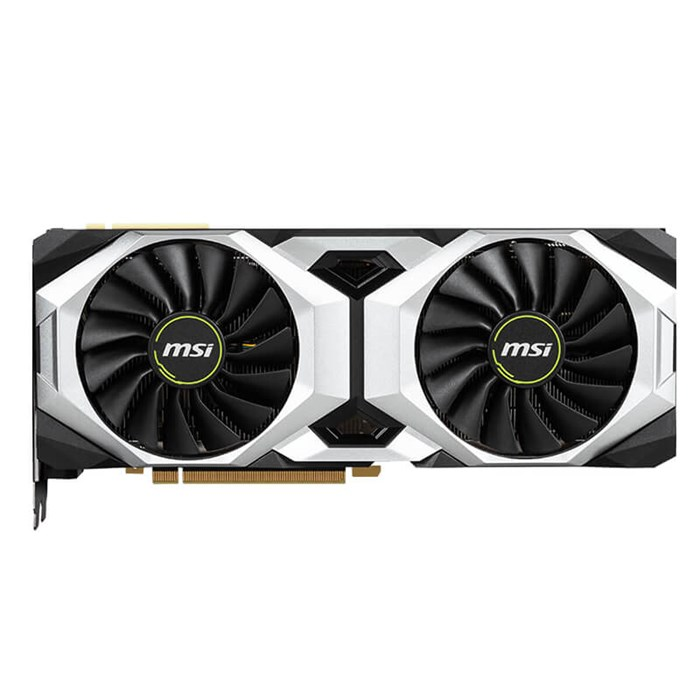 MSI GeForce RTX 2080 TI VENTUS 11GB GP OC Graphic Card