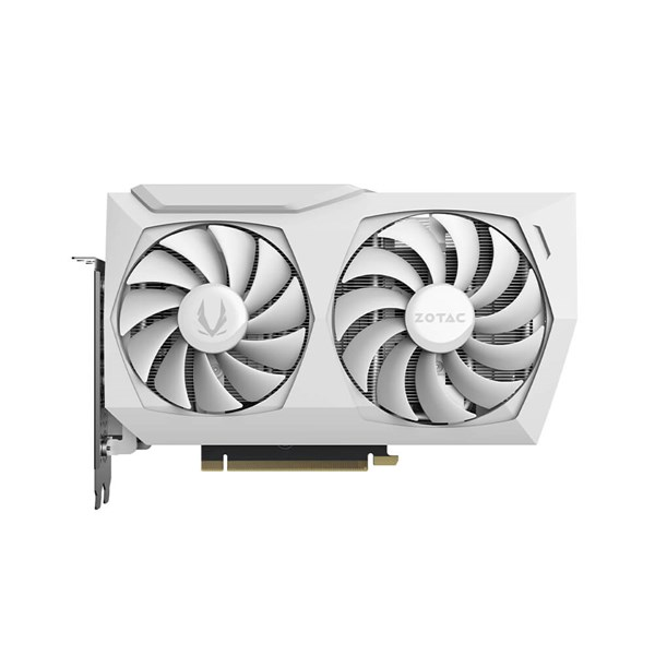ZOTAC GeForce RTX 3070 Twin Edge OC White edition 8GB Graphic Card