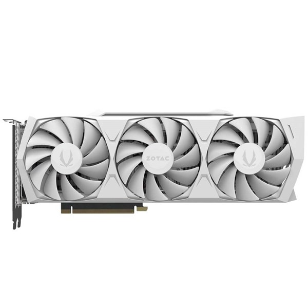 ZOTAC ZOTAC GeForce RTX 3080 TRINITY OC White 10GB Graphics Card