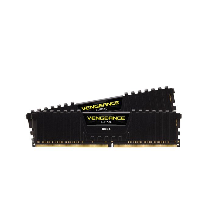 Corsair Vengeance LPX 16GB (2x8GB) DDR4-3600 Memory Kit - Ryzen Certified