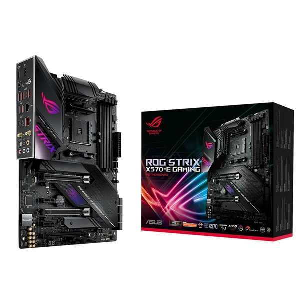 ASUS ROG STRIX X570-E Gaming Motherboard  3