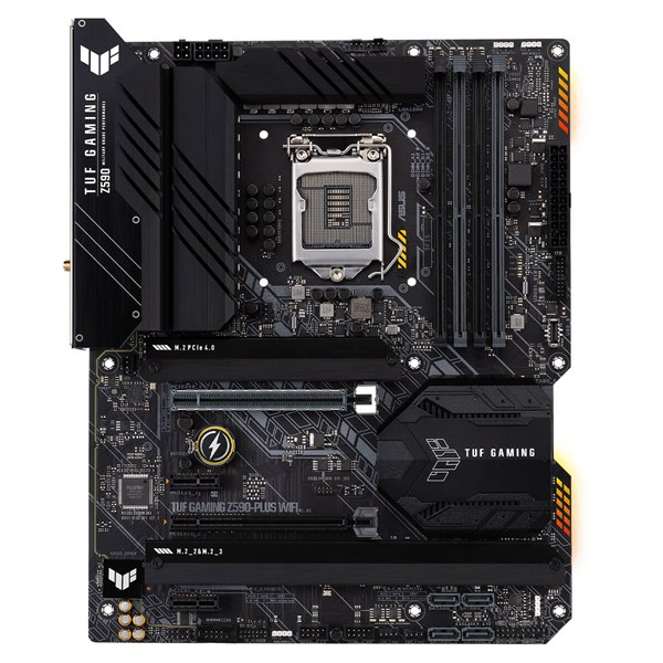 ASUS TUF GAMING Z590-PLUS WIFI Motherboard