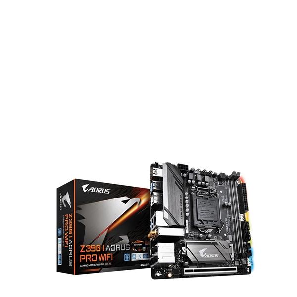 Intel - Gigabyte Z390 I AORUS PRO WIFI Motherboard