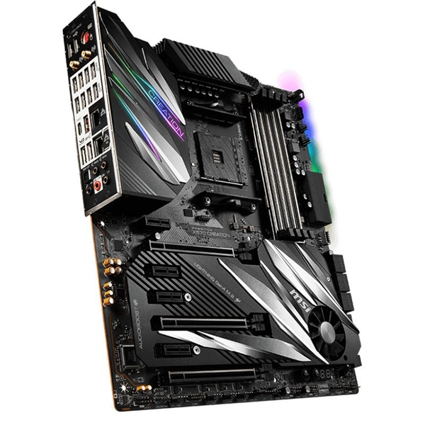 MSI Prestige X570 CREATION Motherboard  2