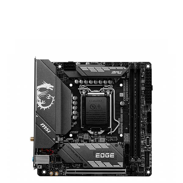 MSI MPG B560I GAMING EDGE WIFI Mini-ITX Motherboard