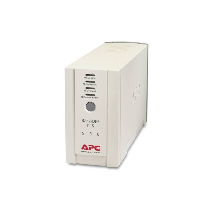 APC Back-UPS CS BK650-AS 650VA/400W Tower UPS