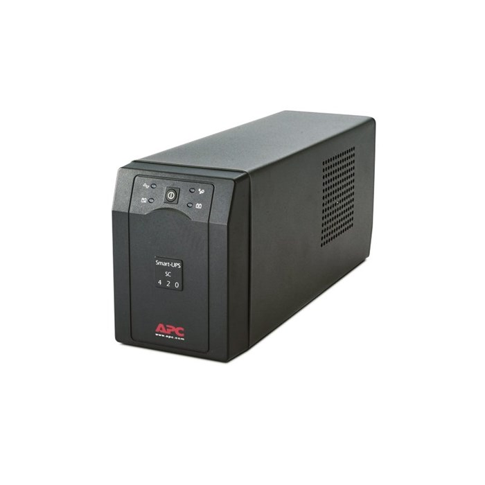 APC Smart-UPS SC 420VA260W Tower UPS