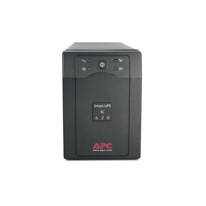 APC Smart-UPS SC SC620I 620VA/390W Tower UPS