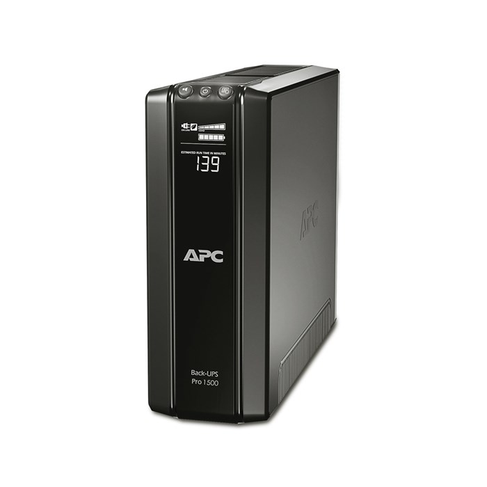 APC Back-UPS RS BR1500GI 1500VA/865W 230V Tower UPS