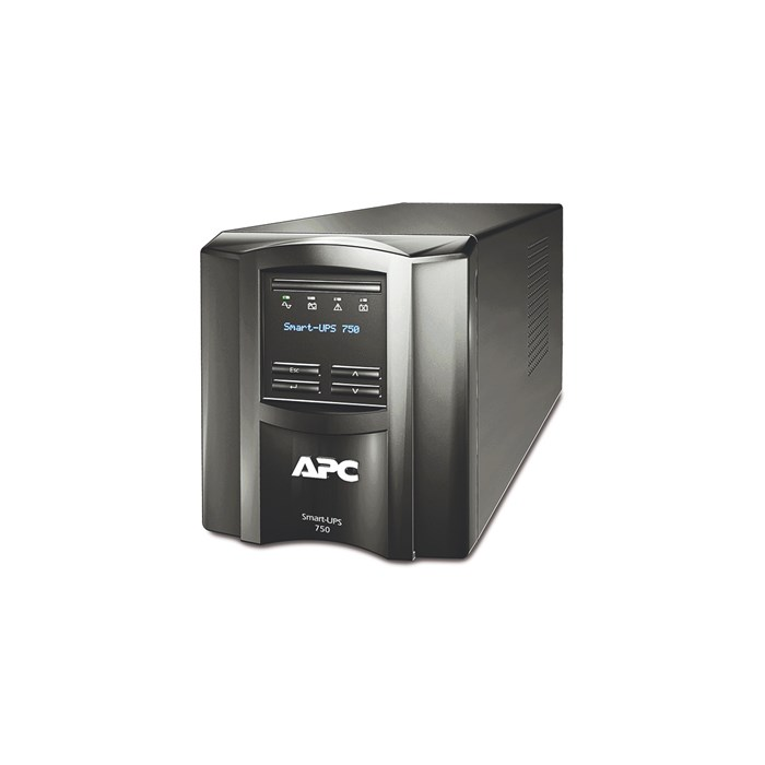 APC Smart-UPS SMT750I 750VA/500W 230V Tower UPS