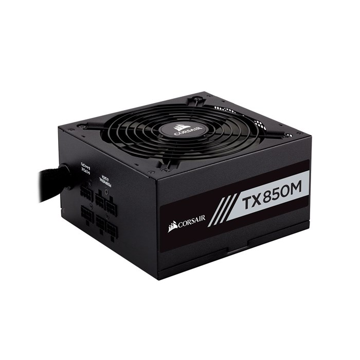 Corsair TX850M 850W 80 Plus Gold Semi-Modular Power Suppy